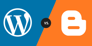 wordpress vs blogspot bagus mana